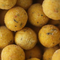 Frozen Pineapple Test baits with no colour