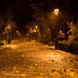 Night in Camerino