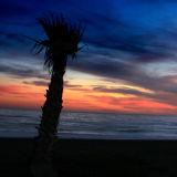 Sunset in Costa del Sol