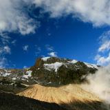 Cloudy Kilimanjaro