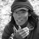 Tibetian boy