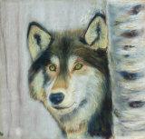 Wolf spirit impression