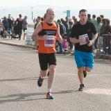 Runners in Bournemouth Fun Run 2014