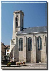 Romanesque churches / eglises Romanesques