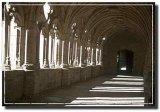 medieval abbey at La Chaise Dieu / abbaye médiévale à La Chaise Dieu