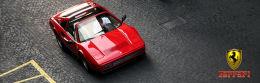 Ferrari Rome wide