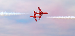 red arrows pass 2