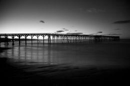 William Randolph Hearst Pier San Simeon, California