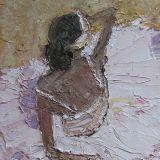 Dancer in Tulle