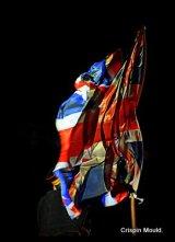 Flag  Away