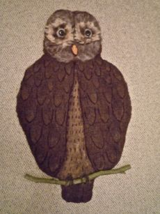 Eric Owl SOLD