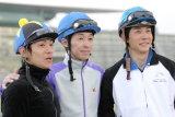 Suguru Hamanaka, Yutaka Take, Hideaki Miyuki