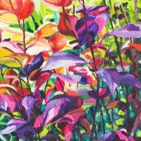 Eden Leaves   30 x 22.38cm, Giclee Print £70
