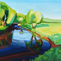 Endrick Bend - Oil