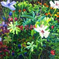Garden Painting 2 43.67 x 35cm, Giclee Print £90