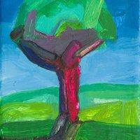 One Tree 20 x 14.36 cm, Giclee Print £60