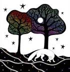Fox In A Magical Land (Black)