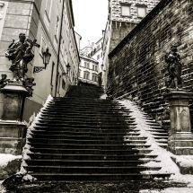 Crooked Stairs Prague
