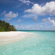 Deserted Paradise Island