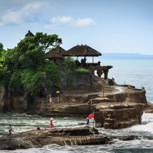 Tanah Lot Red Flag
