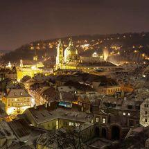 Winterland Prague