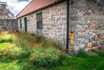 Cottage at Lindisfarne