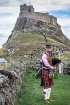 Paying the Piper at Lindisfarne