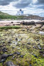 Lighthouse at Bamburgh