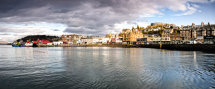 Whitby Pano sunlight