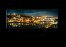 whitby harbour night pano A2
