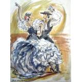Flamenco Pareja