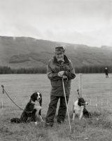 26 Sheepdog trial, Strathcarron
