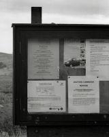 43 Noticeboard, Melvich