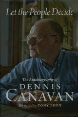 Dennis Canavan front cover