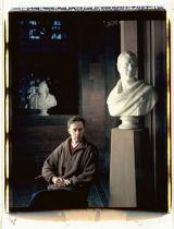 Finlay, Alec (20x24 Polaroid) Writer/poet 2001