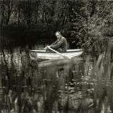 Finlay, Ian Hamilton, Artist/poet, Little Sparta 1996