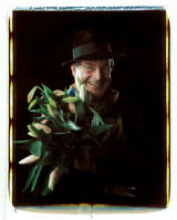 Harper, Robin. Green politician (20x24 Polaroid), 2001