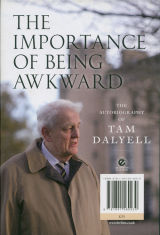 Tam Dalyell back cover
