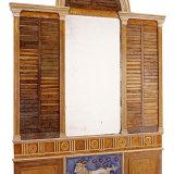 capricorn window mirror