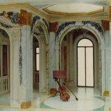 venetian villa interior