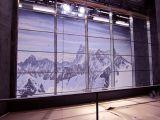'Johnny English Reborn' 2011. Mountains 18' x 35'