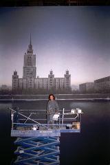 'The Saint' 1997. Moscow 35' x 350'
