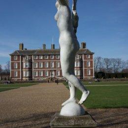 Statue of Venus Marina at Ham House
